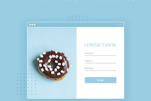 Trucos y consejos para crear formularios para tu página web